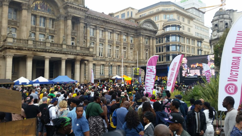 Jamaican Independence Celebration in Birmingham